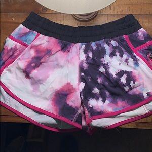 4' inseam Lululemon shorts